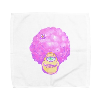 ふわんふわん Towel handkerchiefs