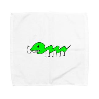 DASOKU Towel handkerchiefs