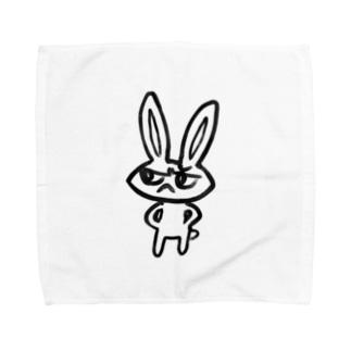 いなぴょんシリーズ(全身) Towel handkerchiefs