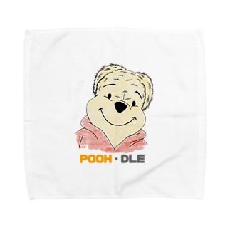プー・ドル Towel handkerchiefs