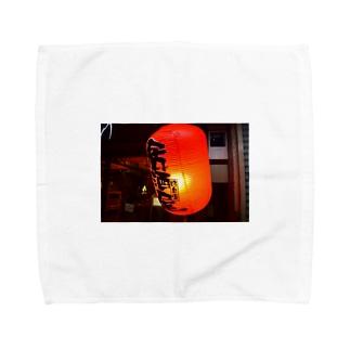 赤提灯 Towel handkerchiefs