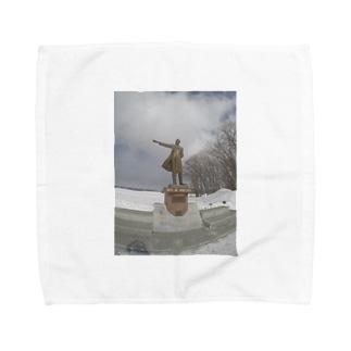 クラーク博士 Towel handkerchiefs