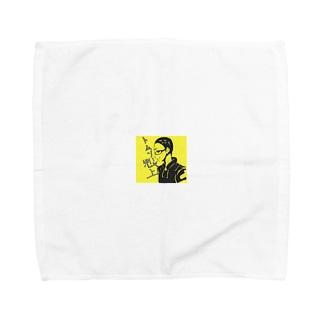 1 Towel handkerchiefs