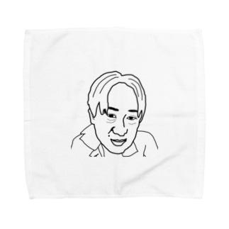 支配層 Towel handkerchiefs