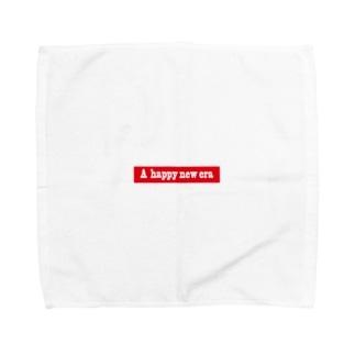 新元号 Towel handkerchiefs