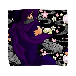 神無月 影楼(2) Towel handkerchiefs