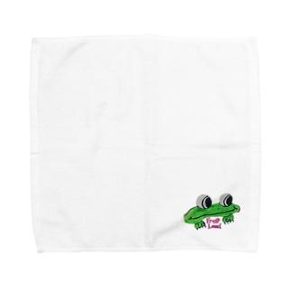 FrogLand Towel handkerchiefs