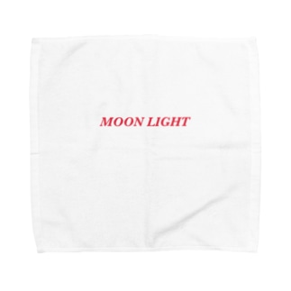 月明り Towel handkerchiefs