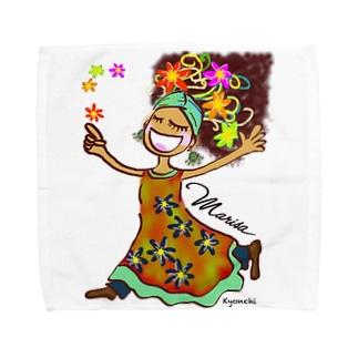 Marisa Towel handkerchiefs
