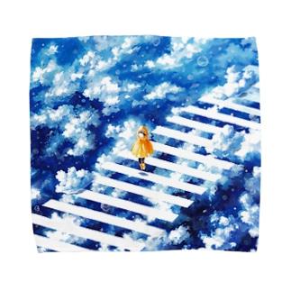 [ 街の音 ] Towel handkerchiefs