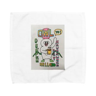 リラックス Towel handkerchiefs