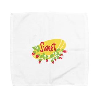 スイーーツ!!! Towel handkerchiefs