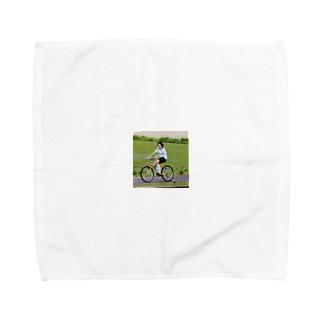 しげみ Towel handkerchiefs