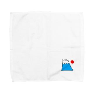 じぃしゃん Towel handkerchiefs