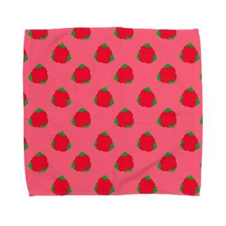 Rose & Rose Towel handkerchiefs