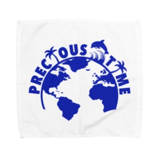 決定版PRECIOUS TIME Towel handkerchiefs