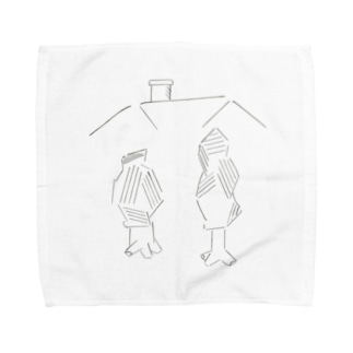cabin Towel handkerchiefs