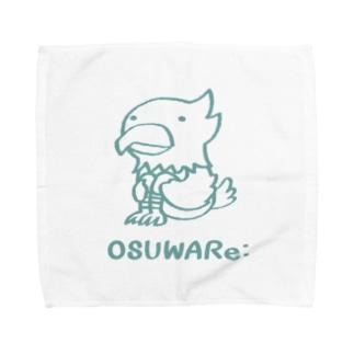 ワシさん Towel handkerchiefs