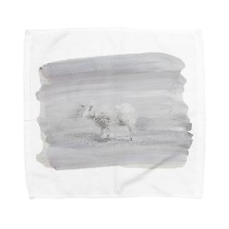 sheep Towel handkerchiefs
