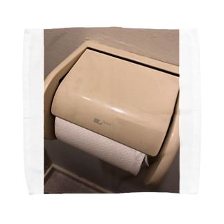 安寧を求めてシリーズ Towel handkerchiefs