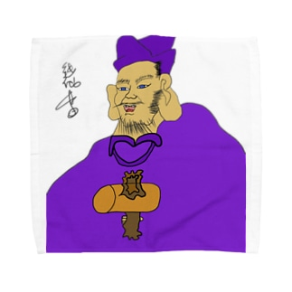 JUNSENSETA(瀬田純仙)大黒様MAX令和元年に君臨 COOL JAPAN Towel handkerchiefs