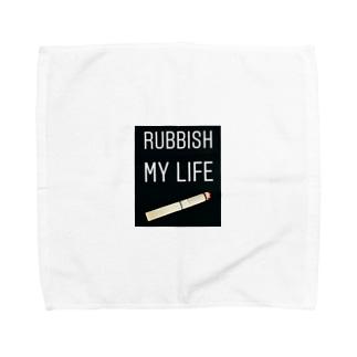 くそな日常 Towel handkerchiefs