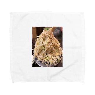 野菜マシマシ Towel handkerchiefs