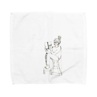 Yukiö Towel handkerchiefs