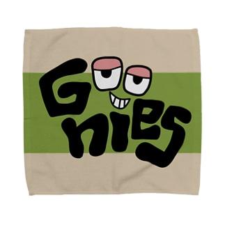 Goonies カーキLサイズ Towel handkerchiefs