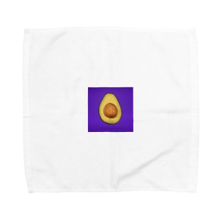 アボガド Towel handkerchiefs