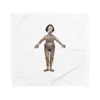 七ヶ月 Towel handkerchiefs
