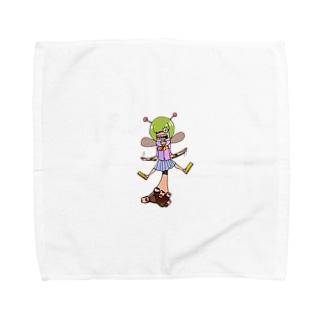 ティンカーヘラ Towel handkerchiefs