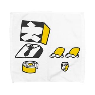 えぬじん洋服店の納得のいかない結果 Towel handkerchiefs