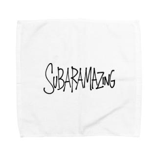 すばらァメイジング Towel handkerchiefs