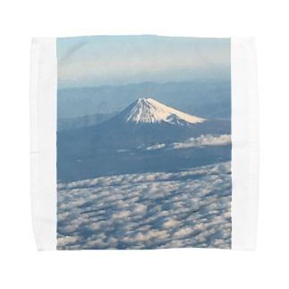 富士山グッズ Towel handkerchiefs