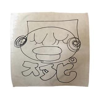 丹田ちゃん Towel handkerchiefs