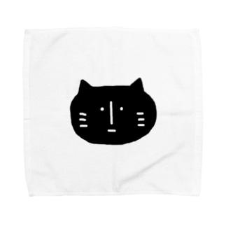 eikuraのねこ(大) Towel handkerchiefs