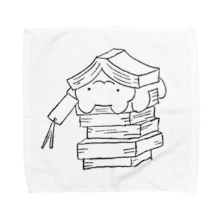 栞ごっこ Towel handkerchiefs