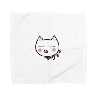 ベビねこさん Towel handkerchiefs