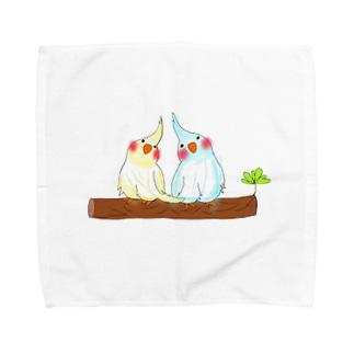 志乃ちゃんのことり Towel handkerchiefs
