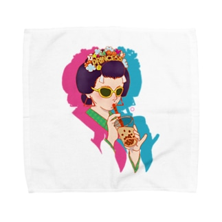 タピ姫A Towel handkerchiefs