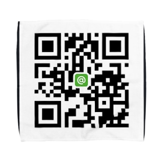 QRな世界 Towel handkerchiefs