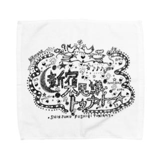 新宿不思議トゥナイト! Towel handkerchiefs
