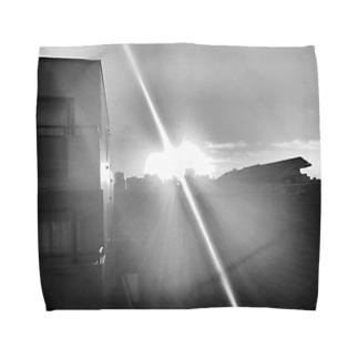 茜さす Towel handkerchiefs