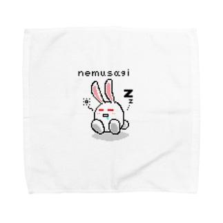 nemusagi Towel handkerchiefs