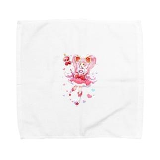 リリカちゃん Towel handkerchiefs