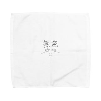 むしょくのもの Towel handkerchiefs