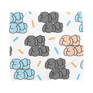 ふきふき Towel handkerchiefs