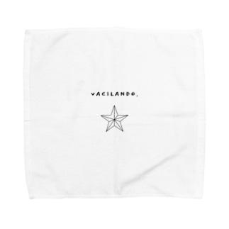VACILANDO Towel handkerchiefs