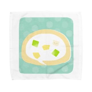 ロールケーキ Towel handkerchiefs